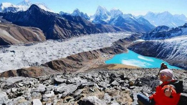 Beautiful Nature View of Gokyo, Nepal