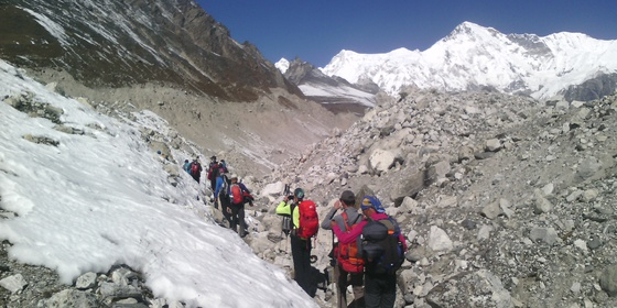 Everest Base Camp & Gokyo Lake Via Cho La Pass